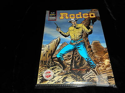 Rodeo 581 Editions Semic janvier 2000