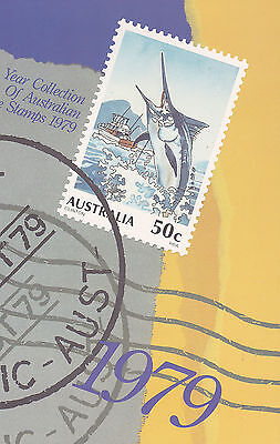 1979 Sherwood The Year Collection of Australian Stamps