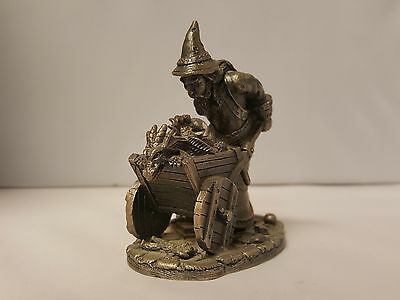 (wi1) Myth and Magic Figurine - Behave! by Roger Gibbons no. 3156