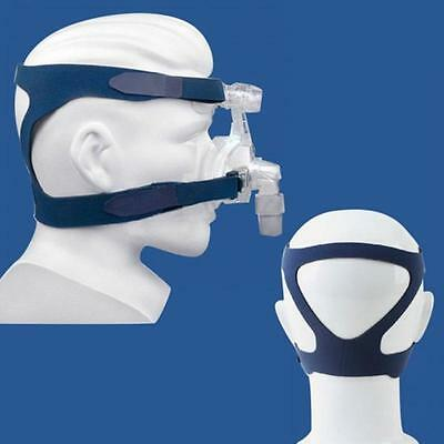 New Universal Gel Full Mask Replacement Part CPAP Safety Head band without mask