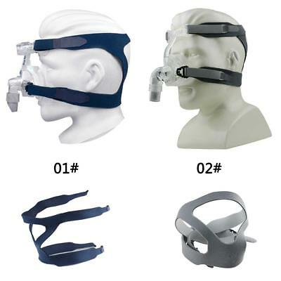 Universal Headgear Gel Full Mask Replacement Part CPAP Head band without mask
