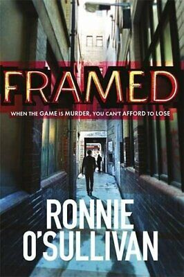 Framed by O'Sullivan, Ronnie Book The Cheap Fast Free Post