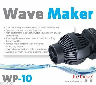 New Jebao WP 10 Wave Maker For 30cm to 90cm Tank + AU Transformer + 1 Yr Wty