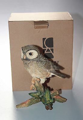 Country Artists, Little Owl , Boxed.