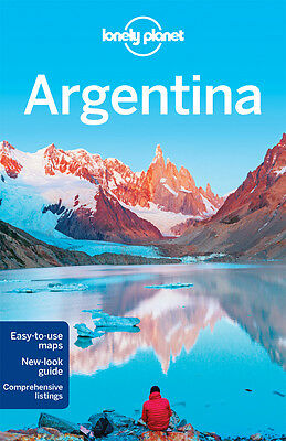 Lonely Planet Argentina (Travel Guide) - BRAND NEW 9781743601181