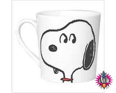 New Official Peanuts Snoopy Contemporary Cartoon Coffee Mug Cup New In Gift Box