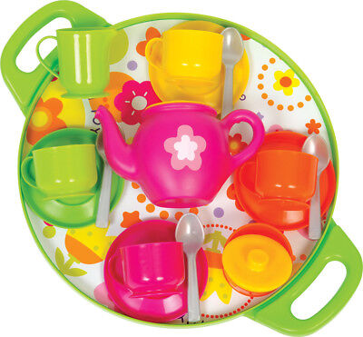 Gowi Toys Austria 18 Piece Tea Set
