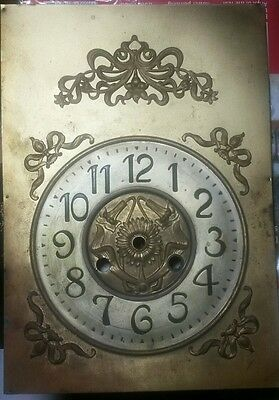 Antique Copper Clock Dial