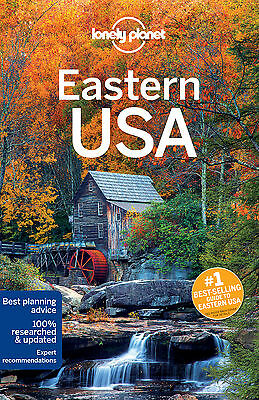 Lonely Planet EASTERN USA (Travel Guide) - BRAND NEW PAPERBACK