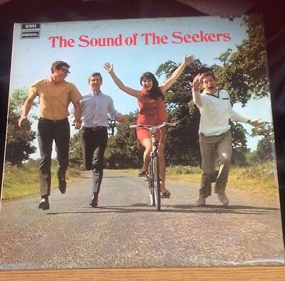 The Sound Of The Seekers - Vinyl Record Lp Record 1960's