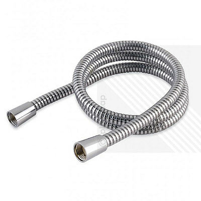Chrome PVC Shower Hose 1.75m Hi Flow Large Bore *Will replace all leading brands