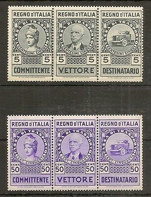 Italy Early Fiscals 5c + 50c