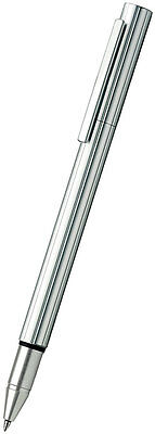 Lamy Pur Rollerball Pen - Silver