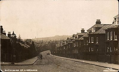 Upper Norwood. Alexandra Road # 17632 by Card House.