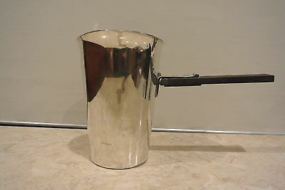Vintage Academy Silver on Copper 17  Saucepan Warmer, Pitcher 5 Cups