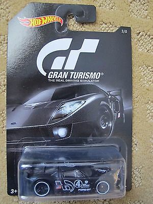 Ford Gt Lm Hot Wheels Gt Gran Turismo Collection