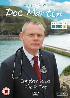 Doc Martin : Complete Series 1 & 2 [DVD] - DVD  J2VG The Cheap Fast Free Post