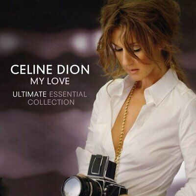 Celine Dion - My Love: Ultimate Essential Collection - Celine Dion CD H8VG The