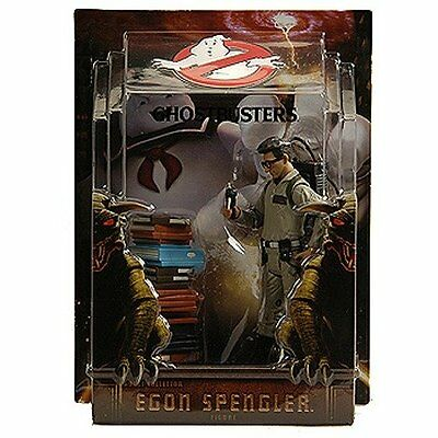2010 Mattel Ghostbusters Excl DR EGON SPENGLER with PKE Meter R6261 - NEW!!