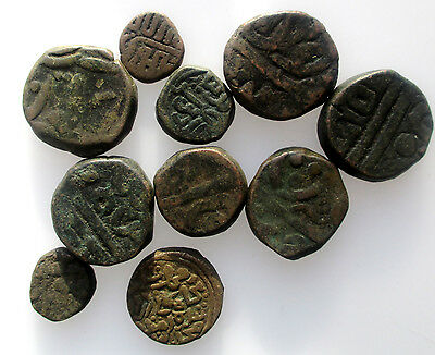 India lot of 10 ae coins