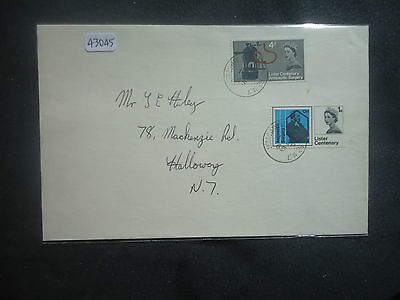 Great Britain 1965 lister (ord) plain First Day Cover
