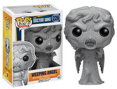 DOCTOR WHO POP Vinyl Figur WEEPING ANGEL 10cm NEU+OVP