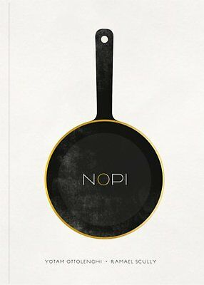 Nopi: The Cookbook New Hardcover Book Yotam Ottolenghi and Ramael Scully