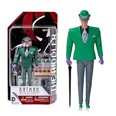 Dc Comics The Riddler Batman The Animated Series Action Figure Toy