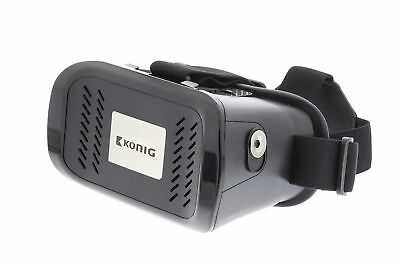 Virtual Reality Glasses Headset For Android,iPhone 3D VR Goggles Universal UK