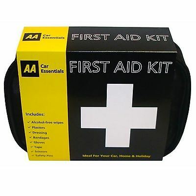 The AA - Soft Pouch First Aid Kit