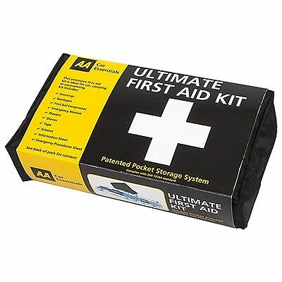 The AA - Ultimate First Aid Kit
