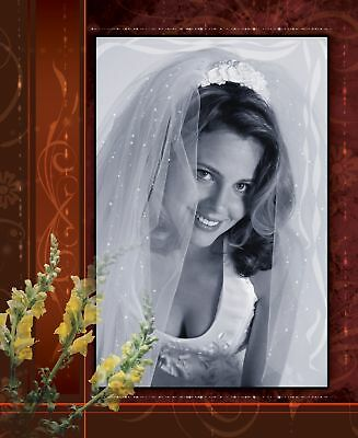 105 ELEGANT WEDDING ALBUM PSD TEMPLATES Photoshop (V12) *