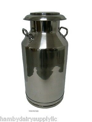 10 gallon Stainless Steel Milk or cream Can