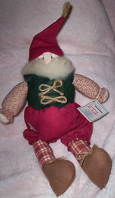 Collectables Creation Country St. Nick By Judy Holland And Charlotte Brown