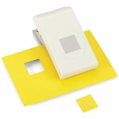 EK Success E5431003 Medium Punch-Square, 1''