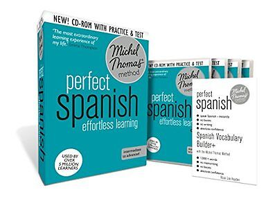 Perfect Spanish (Learn Spanish with the Michel Thomas Method) (A Hodder Educatio