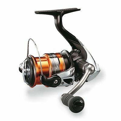 Shimano Soare BB 2000 Ultralight Stationärrolle Angelrolle Spinnrolle Ci4+