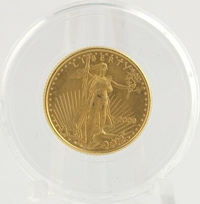 United States Liberty Gold Coin - .999 Fine Gold Collectible Estate American
