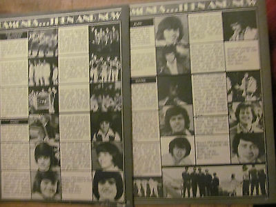 The Osmonds, Osmond Brothers, Donny, Two Page Vintage Clipping