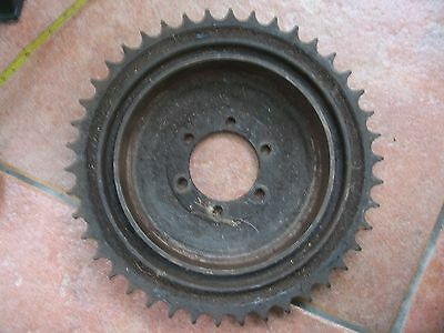 Matchless,ajs,g3,g3L,80,16.18 Rigid Frame Models And Military Rear Sprocket/drum