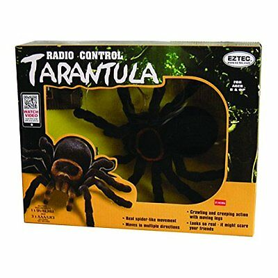 RC Toy Remote Control Tarantula Spider Toy Halloween Kids Gift