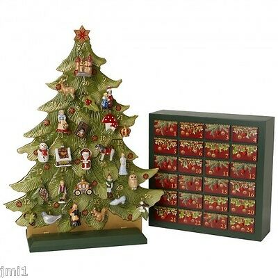 Villeroy & Boch CHRISTMAS ADVENT TREE 2014