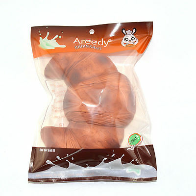 Hottest Colossal 18CM Areedy Croissant Squishy Scented Super Slow Rising Bread K