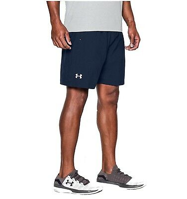 Under Armour Herren Lauf - Sport - Freizeitshort UA Run 18 cm navy