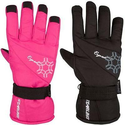Herren Damen Winter Handschuhe Ski-Handschuhe Thinsulate® Wärmeisolation 0401