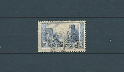 FRANCE - 1929-31 YT 261b - TIMBRE OBL, / USED