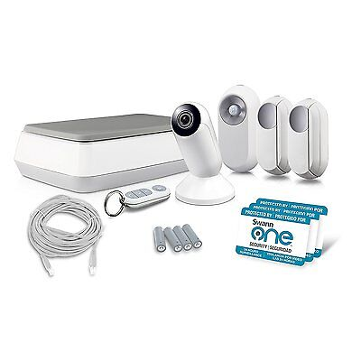 SWANN SWO-VMM01K-UK SwannOne Smart Home Alarm Security and Video Monitoring KIT
