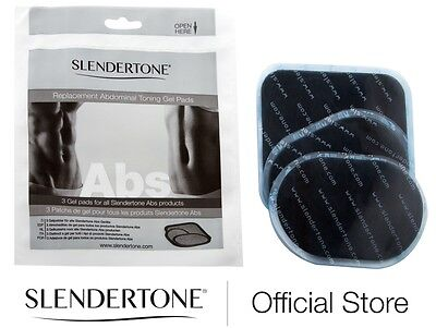 SLENDERTONE REPLACEMENT ABS PADS - Suitable for all Slendertone Abs Belts 1 Pack