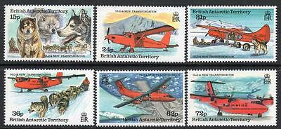 B.A.T MNH 1994  Old and New Transport
