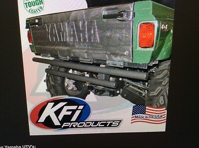 kfi rhno rear double tube bumper #100556